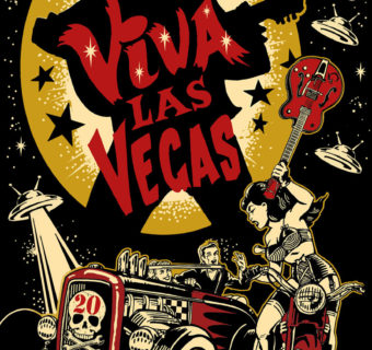 Viva Las vegas Rockabilly Week End.