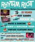 Le festival Rhythm Riot, à Camber