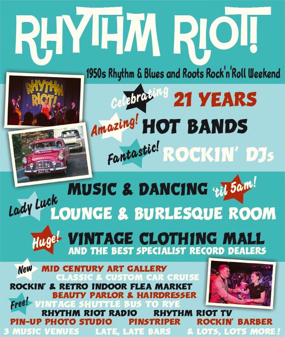 Rhythm-Riot