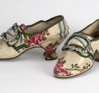Les types de Chaussures portées pendant le 20ème siècle