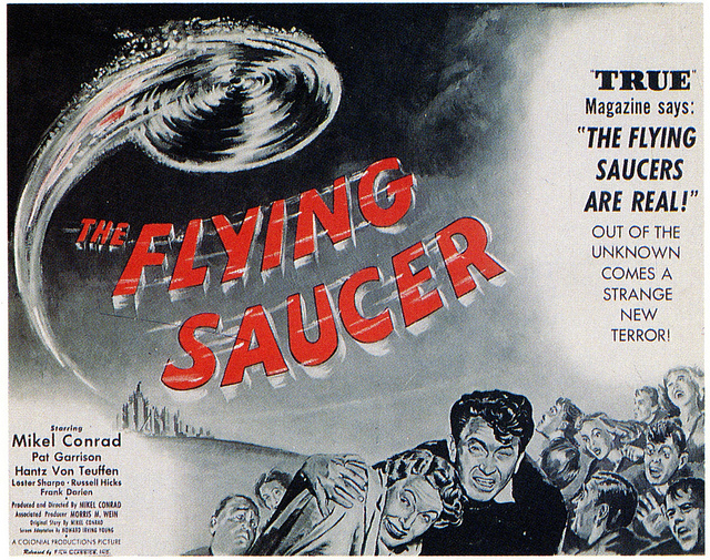 The-flying-saucer