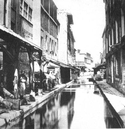 La Bièvre : histoire d'une rivière parisienne disparue