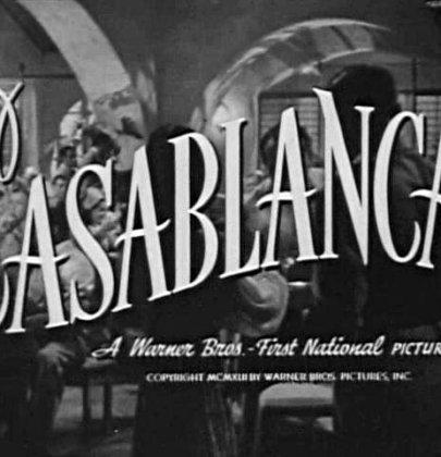 Film : Casablanca (1947)