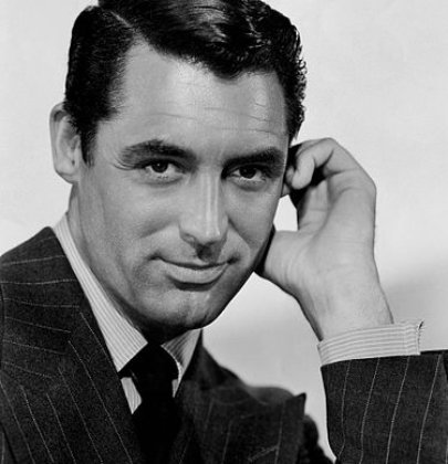 Biographie : Cary Grant
