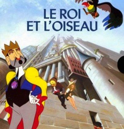 Film Le Roi et l'Oiseau (1952)