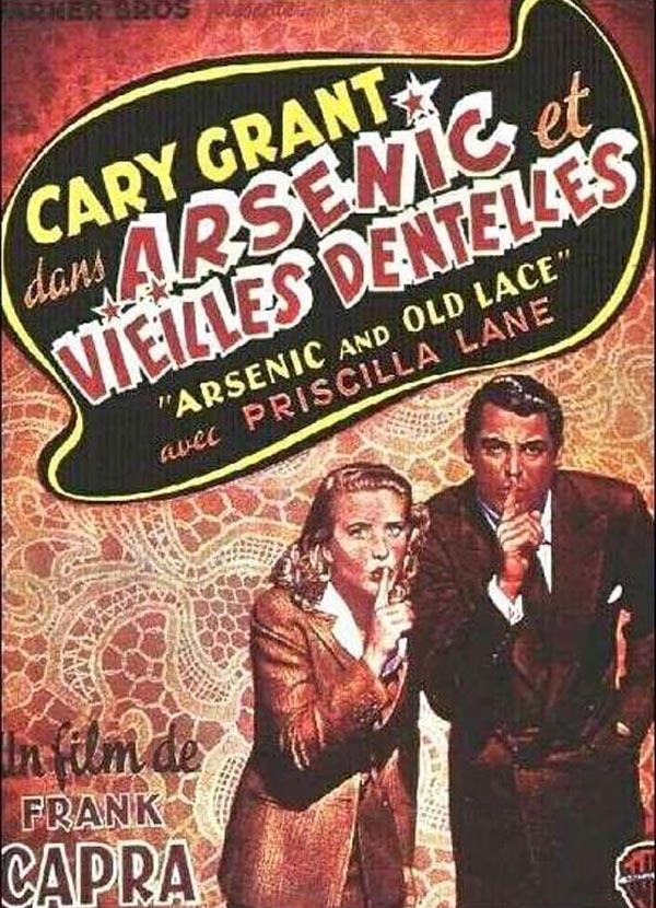Arsenic et vieilles dentelles