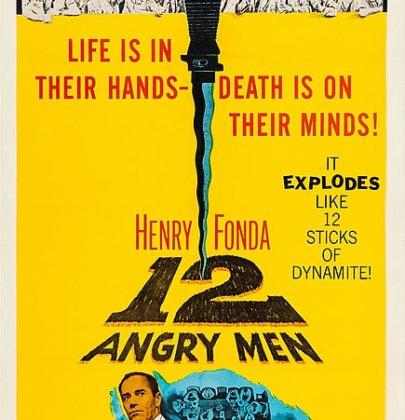 Film : 12 hommes en colère (1957)